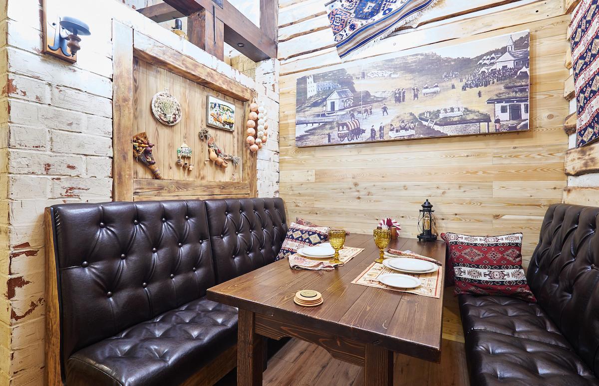 возможно охотный двор ресторан владивосток фото формально является посёлком